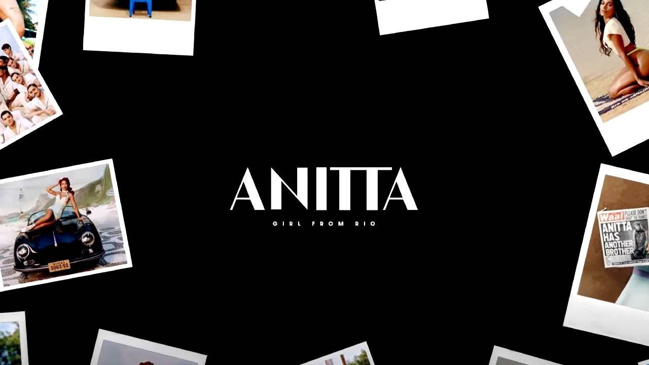 Anitta -  Girl From Rio (Spanish Lyric Video)