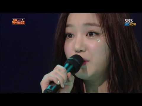 SBS [스타페이스오프] - 이유비, 인어공주로 변신!!