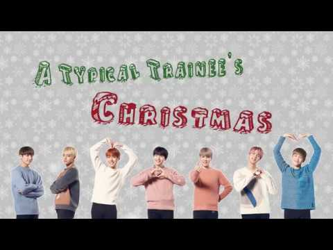 ⌈MERRY X-MAS⌋ BTS (방탄소년단) – A Typical Trainee's Christmas [Color coded Han|Rom|Eng lyrics]