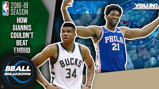 52 Points From Giannis Can't Beat Embiid And His 40