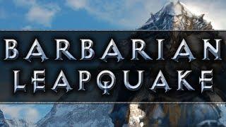 Diablo 3 Barbarian Build Leapquake Season 16 Patch 2.6.4 Guide