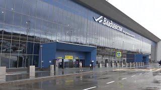 В Международном аэропорту VL существует программа по развитию корпоративной благотворительности
