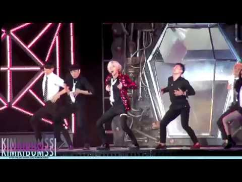 140815 SM TOWN LIVE WORLD TOUR IV IN SEOUL 'Ace' + '괴도(Danger)' - SHINee Taemin