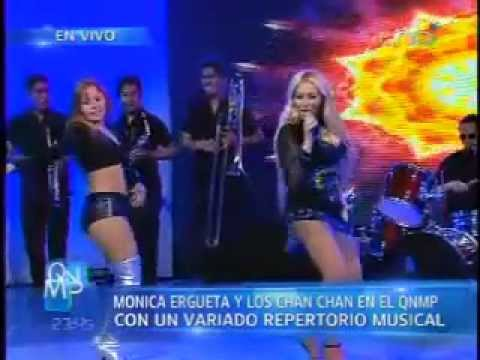 Monica Ergueta - Ha pasado mucho tiempo - WWW.VIENDOESLACOSA.COM - Cumbia 2014