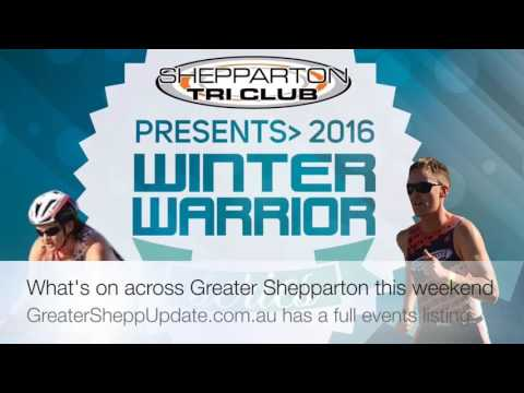 Greater Shepparton - What's On This Weekend August 13 2016