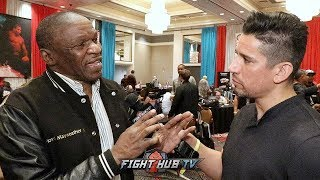 """FLOYD MAYWEATHER SR SAYS """"I'D WHOOP DANA WHITES ASS"""" IF FLOYD JR COMES BACK TO FIGHT MMA"""