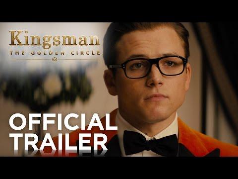 Kingsman: The Golden Circle | Official Trailer [HD] | 20th Century FOX