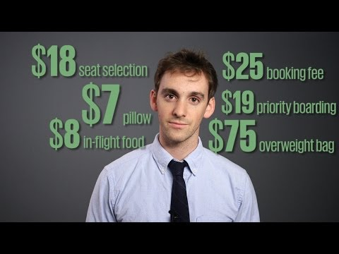 What's the Deal With Airline Fees? - Derek Thompson