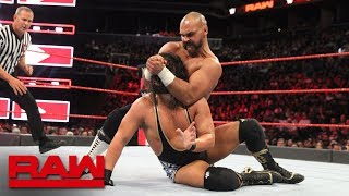 Bo Dallas vs. Scott Dawson: Raw, Aug. 20, 2018
