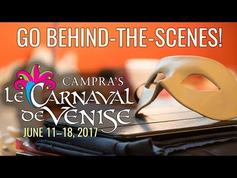 Go behind-the-scenes with the GRAMMY Award-winning Boston Early Music Festival as they prepare the fully-staged North American premiere of André Campra's 1699 operatic masterpiece, Le Carnaval de Venise. This brilliant spectacle is the centerpiece of the 2017 Boston Early Music Festival—June 11–18, 2017 in Boston, MA.