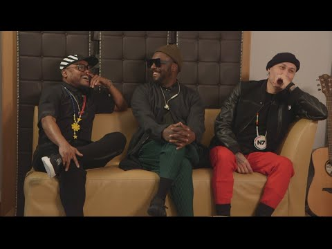 The Black Eyed Peas on their new album 'Masters of the Sun'