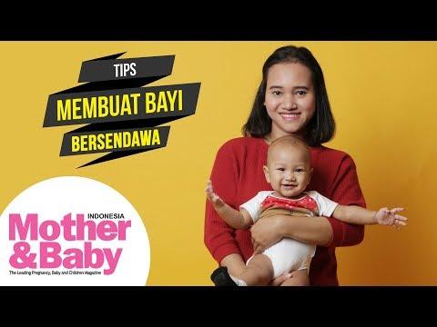 Tips Membuat Bayi Bersendawa