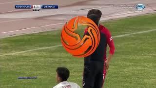 U23 Việt Nam - U23 Hàn Quốc: Hiệp 2