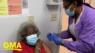 20 million doses of the coronavirus vaccine have been administered in the US | GMA