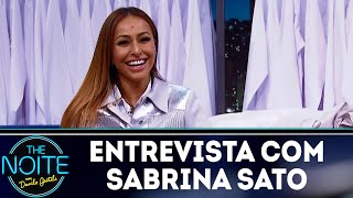 Entrevista com a Sabrina