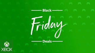 Xbox starts Black Friday sale for Gold members
