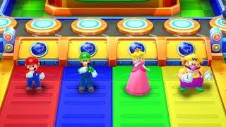 Mario Party 10 - All Lucky Minigames