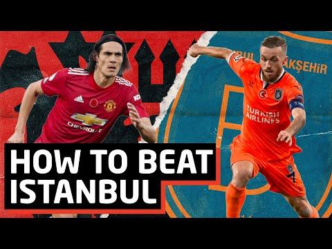 MUST PLAY Cavani + De Beek!   Manchester United vs Istanbul Basaksehir Tactical Preview