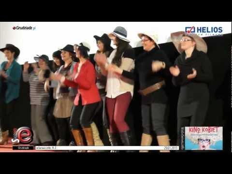 Teneczny konkurs w Kinie Kobiet