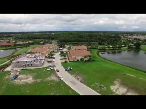 Pebblebrook Under Construction Aerial Preview