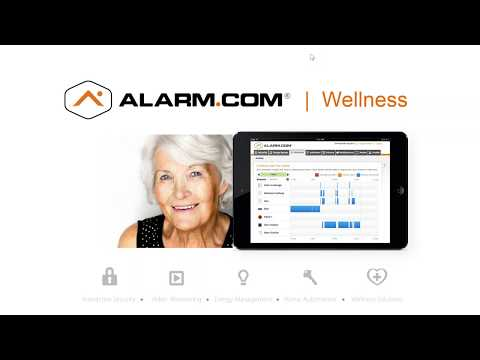Qolsys Webinar: Alarm.com Wellness Program