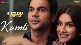 Kamli – Jubin Nautiyal, Divya Kumar (Hum Do Hamare Do) Video HD