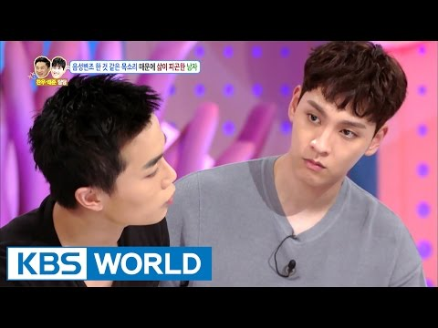 A man that is living a tough life because of his 'interesting' voice [Hello Counselor / 2017.05.22]