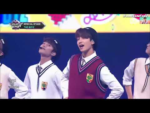 THE BOYZ - KINGZ OF GIRL GROUP DANCE (THE BOYS, LUPIN, WHAT IS LOVE?)