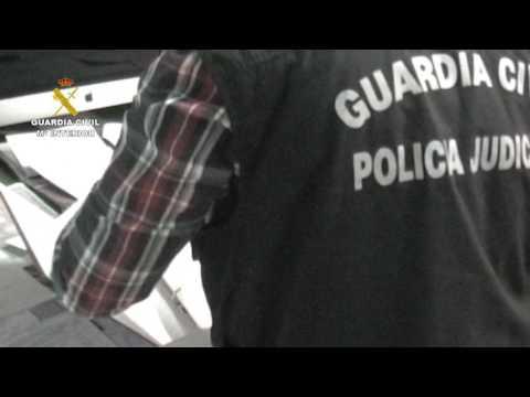 La Guardia Civil detiene en la provincia a 64 personas e investiga a otras 22 por un fraude masivo en el plan PIVE