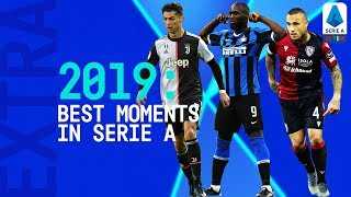 The BEST Moments of Serie A in 2019! | Serie A Extra | Serie A TIM