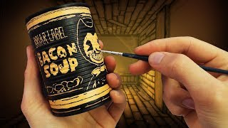 Making Bacon Soup from Bendy and the Ink Machine Chapter 3