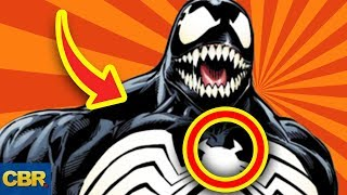 10 Superpowers Venom Wants To Keep SECRET