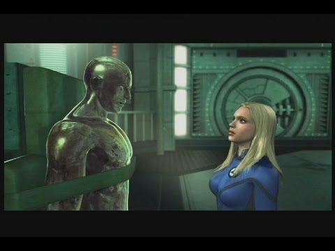 Fantastic 4 : The Rise Of Silver Surfer Java Game ...