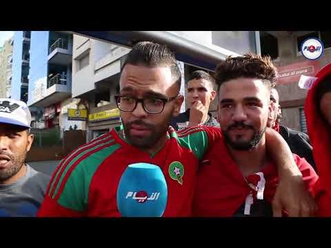 """""""نايضة"""" على بعد ساعة من مباراة المغرب والغابون"""