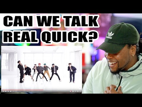 BTS - Boy With Luv | Dance Practice Reaction!!!  [CHOREOGRAPHY](방탄소년단) '작은 것들을 위한 시