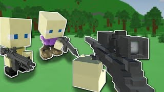 HUNTING PLAYERS PvP! - Crafting Dead Gameplay - Standalone Early Access