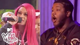 Mariahlynn Cuts the Beat & Goes In on Nick Cannon | Wild 'N Out | #Wildstyle