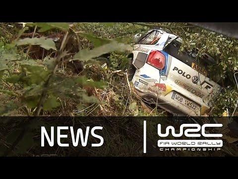 Stages 7 - 10: ADAC Rallye Deutschland 2014