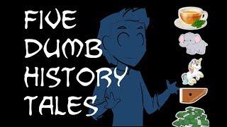 Blue's Dumb History Tales