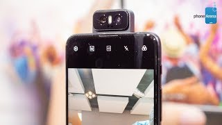 Asus Zenfone 6 hands-on: Snapdragon 855 and a huge battery for $499!