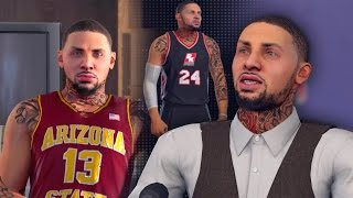 NBA 2K16 MyCAREER - Adrian Hall RETURN!! Playing Overseas + Adrian Hall Joins The....