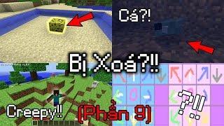 Top 5 Thứ Đã Bị Mojang Loại Bỏ Trong Minecraft - (Phần 9)
