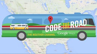 Code the Road: 'Storm the Road' Hackathon with The Weather Channel Recap