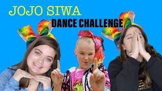 *EXTREME* JOJO SIWA DANCE CHALLENGE