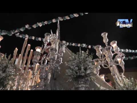 Procesión de la Virgen del Carmen de Sanlúcar la Mayor