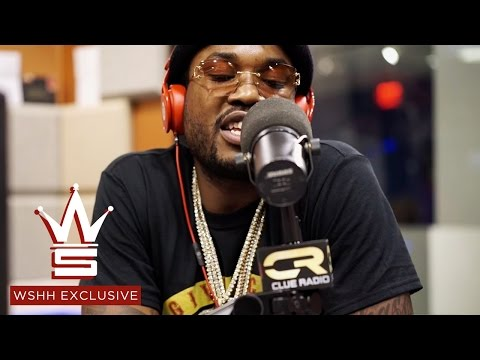 Meek Mill Freestyles With Dj Clue!
