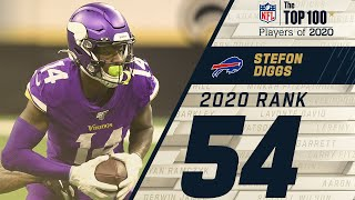 #54: Stefon Diggs (WR, Bills)   Top 100 NFL Players of 2020