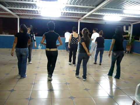 Pasos de cumbia - Academia Ritmo Latino