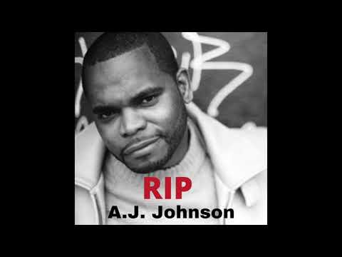 Comedian A.J. Johnson Has Passed Away
