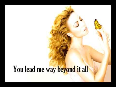 There for Me - Mariah Carey (Lyrics)